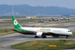 panchiさんが、関西国際空港で撮影したエバー航空 787-9の航空フォト(写真)