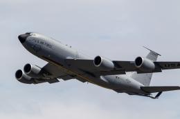 ファントム無礼さんが、横田基地で撮影したアメリカ空軍 KC-135T Stratotanker (717-148)の航空フォト(飛行機 写真・画像)