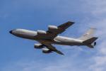ファントム無礼さんが、横田基地で撮影したアメリカ空軍 KC-135T Stratotanker (717-148)の航空フォト(写真)