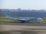 ヒロリンさんが、羽田空港で撮影したAIR DO 767-381/ERの航空フォト(写真)