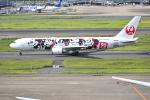 雲霧さんが、羽田空港で撮影した日本航空 767-346/ERの航空フォト(写真)