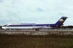 tassさんが、フォートローダーデール・ハリウッド国際空港で撮影したサン・ジェット・インターナショナル DC-9-51の航空フォト(写真)