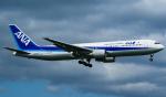 かっちゃんWWさんが、宮崎空港で撮影した全日空 767-381/ERの航空フォト(写真)