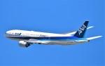 鉄バスさんが、伊丹空港で撮影した全日空 777-281/ERの航空フォト(写真)