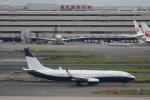 VIPERさんが、羽田空港で撮影したボーイング・ビジネス・ジェット 737-800の航空フォト(写真)