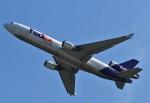 鉄バスさんが、関西国際空港で撮影したフェデックス・エクスプレス MD-11Fの航空フォト(写真)