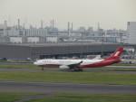 どらかいさんが、羽田空港で撮影した上海航空 A330-343Xの航空フォト(写真)