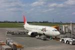 NAOHIROさんが、宮古空港で撮影したJALエクスプレス 737-446の航空フォト(写真)