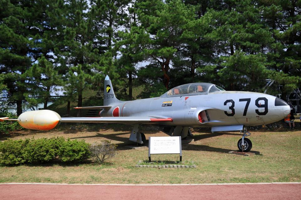 Wasawasa-isaoさんの航空自衛隊 Kawasaki T-33 (81-5379) 航空フォト