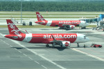 kuro2059さんが、クアラルンプール国際空港で撮影したエアアジア A320-251Nの航空フォト(写真)