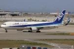 NAOHIROさんが、関西国際空港で撮影した全日空 767-381/ERの航空フォト(写真)