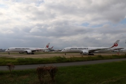m_aereo_iさんが、福岡空港で撮影した日本航空 A350-941XWBの航空フォト(写真)