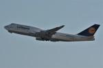 k-spotterさんが、フランクフルト国際空港で撮影したルフトハンザドイツ航空 747-430の航空フォト(写真)