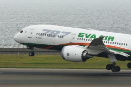 gucciyさんが、中部国際空港で撮影したエバー航空 787-9の航空フォト(飛行機 写真・画像)