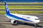 SGR RT 改さんが、羽田空港で撮影した全日空 767-381/ERの航空フォト(写真)