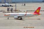 SKY☆101さんが、中部国際空港で撮影した天津航空 A320-214の航空フォト(写真)