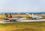 Cygnus00さんが、千歳基地で撮影したオーストラリア空軍 F/A-18A Hornetの航空フォト(写真)