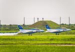 Cygnus00さんが、松島基地で撮影した航空自衛隊 T-4の航空フォト(写真)