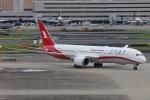 NAOHIROさんが、羽田空港で撮影した上海航空 787-9の航空フォト(写真)