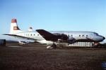 tassさんが、フェニックス・スカイハーバー国際空港で撮影したT & G Aviation DC-7C Seven Seasの航空フォト(写真)