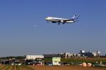 ☆ライダーさんが、成田国際空港で撮影した全日空 767-381/ERの航空フォト(写真)