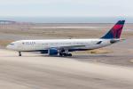 Y-Kenzoさんが、中部国際空港で撮影したデルタ航空 A330-223の航空フォト(飛行機 写真・画像)