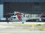 otromarkさんが、八尾空港で撮影した朝日航洋 AS350B3 Ecureuilの航空フォト(写真)