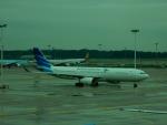 kiyohsさんが、仁川国際空港で撮影したガルーダ・インドネシア航空 A330-343Xの航空フォト(飛行機 写真・画像)