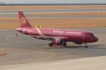 SIさんが、中部国際空港で撮影した吉祥航空 A320-214の航空フォト(写真)