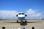 Wasawasa-isaoさんが、小松空港で撮影した航空自衛隊 U-4 Gulfstream IV (G-IV-MPA)の航空フォト(写真)