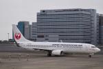starlightさんが、羽田空港で撮影した日本トランスオーシャン航空 737-8Q3の航空フォト(写真)