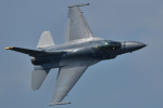 チポさんが、三沢飛行場で撮影したアメリカ空軍 F-16CM-50-CF Fighting Falconの航空フォト(写真)