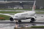 Hiro-hiroさんが、羽田空港で撮影した日本航空 777-246/ERの航空フォト(写真)