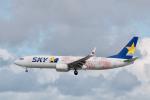 starlightさんが、那覇空港で撮影したスカイマーク 737-86Nの航空フォト(写真)