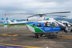 Chofu Spotter Ariaさんが、福井空港で撮影した福井県防災航空隊 BK117C-2の航空フォト(飛行機 写真・画像)