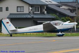 Chofu Spotter Ariaさんが、福井空港で撮影した日本個人所有 SF-25C Falkeの航空フォト(写真)