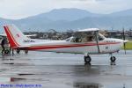 Chofu Spotter Ariaさんが、福井空港で撮影した朝日航空 172S Skyhawk SPの航空フォト(飛行機 写真・画像)