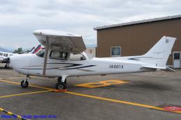 Chofu Spotter Ariaさんが、福井空港で撮影した日本個人所有 172S Skyhawk SPの航空フォト(写真)