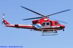 Chofu Spotter Ariaさんが、富士川滑空場で撮影した静岡市消防航空隊 412EPの航空フォト(飛行機 写真・画像)