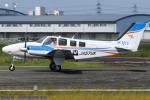 Chofu Spotter Ariaさんが、八尾空港で撮影した崇城大学 G58 Baronの航空フォト(飛行機 写真・画像)