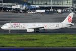 Chofu Spotter Ariaさんが、羽田空港で撮影した香港ドラゴン航空 A321-231の航空フォト(飛行機 写真・画像)