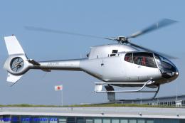 Chofu Spotter Ariaさんが、東京ヘリポートで撮影した日本個人所有 EC120B Colibriの航空フォト(写真)