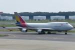 SFJ_capさんが、成田国際空港で撮影したアシアナ航空 747-48EM(BDSF)の航空フォト(写真)
