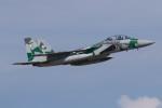 Koenig117さんが、小松空港で撮影した航空自衛隊 F-15DJ Eagleの航空フォト(写真)