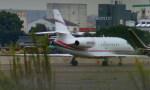 KAZKAZさんが、羽田空港で撮影したアメリカ企業所有 Falcon 2000の航空フォト(写真)