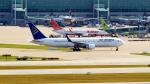 FlyingMonkeyさんが、仁川国際空港で撮影したエア・アスタナ 767-3KY/ERの航空フォト(写真)