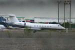 KAZKAZさんが、羽田空港で撮影したアメリカ企業所有 G-V-SP Gulfstream G550の航空フォト(写真)