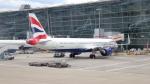 誘喜さんが、ロンドン・ヒースロー空港で撮影したブリティッシュ・エアウェイズ A321-251NXの航空フォト(写真)