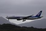 m_aereo_iさんが、福岡空港で撮影した全日空 767-381/ERの航空フォト(写真)