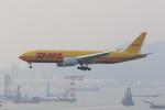 OS52さんが、香港国際空港で撮影したサザン・エア 777-FZBの航空フォト(写真)